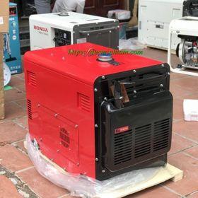 Máy phát điện chạy dầu 3kw có vỏ chống ồn Yarmax thương hiệu Nhật Bản giá sỉ