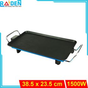 Bếp nướng điện 1500W Perfect PF-V22 có rãnh nướng thoát dầu mỡ giá sỉ