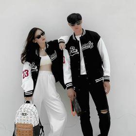 Áo khoác dù kiểu bomber cá tính, phong cách giá sỉ giá sỉ