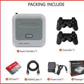 Máy chơi game console X pro giá sỉ