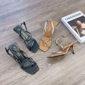 Giày sandal nữ quai nhỏ giá sỉ