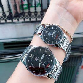 Đồng hồ nam nữ cặp đôi O,rie. giá sỉ