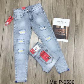 Quần jean dài thời trang giá sỉ