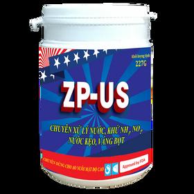 Zp-Us - Hấp thu các khí độc NH3-H2S-NO2 phát sinh trong ao nuôi - cải thiện nước giá sỉ