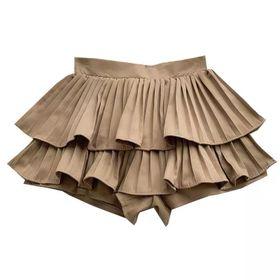 Chân váy xếp ly chất liệu siêu nhẹ mang lại cảm giác thoải mái cho các nàng