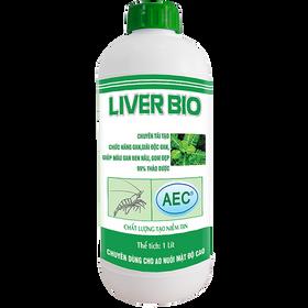 Liver Bio - thảo dược tái tạo, phục hồi chức năng, giúp màu gan tôm đen nâu, bóng đẹp giá sỉ