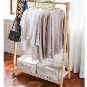 Kệ gỗ treo quần áo chữ A giá sỉ giá sỉ