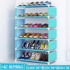 Kệ giày dép 6 tầng giá sỉ giá sỉ