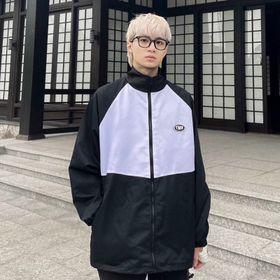 Áo khoác dù logo TMS hàng bán chạy giá sỉ