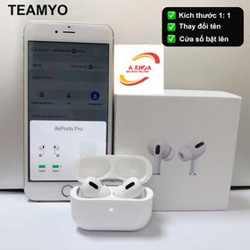 Tai nghe Bluetooth Ap Pro giả zin đổi được tên giá sỉ