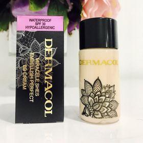 Kem lót makeup Dermascol BBs Cream tạo nền cực mịn, hỗ trợ che khuyết điểm vi diệu, chống nắng SPF37 giá sỉ