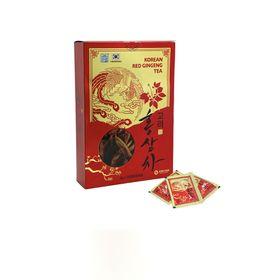 Trà hồng sâm Jeong Won Hàn Quốc hộp 100 gói * 3g giá sỉ