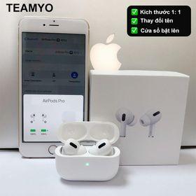 Tai nghe Bluetooth Airpod Pro Giả Zin đổi được tên giá sỉ