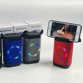 Loa Bluetooth LV10 có đỡ điện thoại hỗ trợ cắm thẻ nhớ và USB giá sỉ