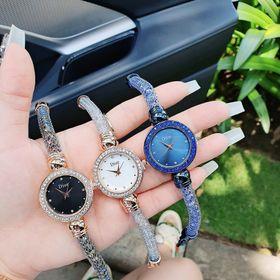 Đồng hồ nữ Di,or dây thời trang giá sỉ