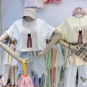 Áo thun phông hình chất mát giá sỉ