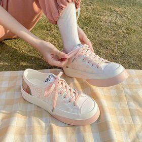 Giày vải nữ mẫu mới hot hit giá sỉ