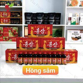Hồng Sâm chai giá sỉ