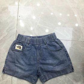 Quần short jean nữ giá sỉ