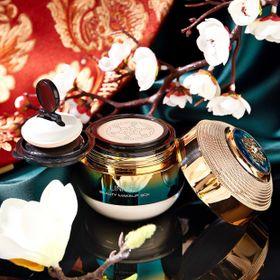 Phấn LINNSZ 2 Tầng Beauty Makeup Box, hộp gồm 1 tầng Phấn Nước & 1 tầng Phủ bột giá sỉ