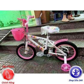 Xe đạp cho bé size 14 in dùng cho các bé từ 3-7 tuổi giá sỉ